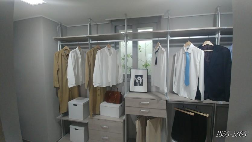 용인행정타운센텀스카이 35평 드레스룸