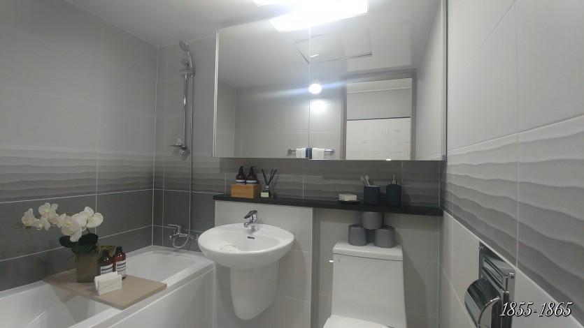 용인행정타운센텀스카이 35평 화장실